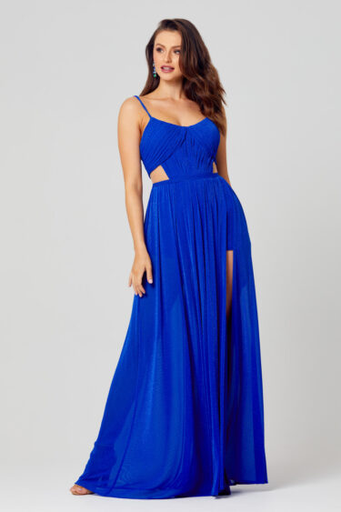 Lulu High Leg Formal Dress - PO845 front