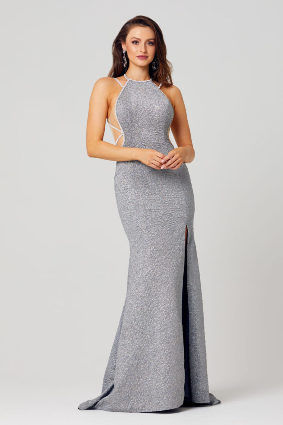 Noemi Fitted Formal Dress - PO868