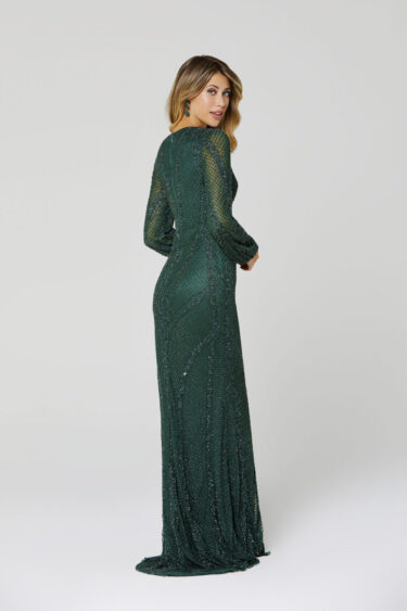3373-FOREST GREEN back