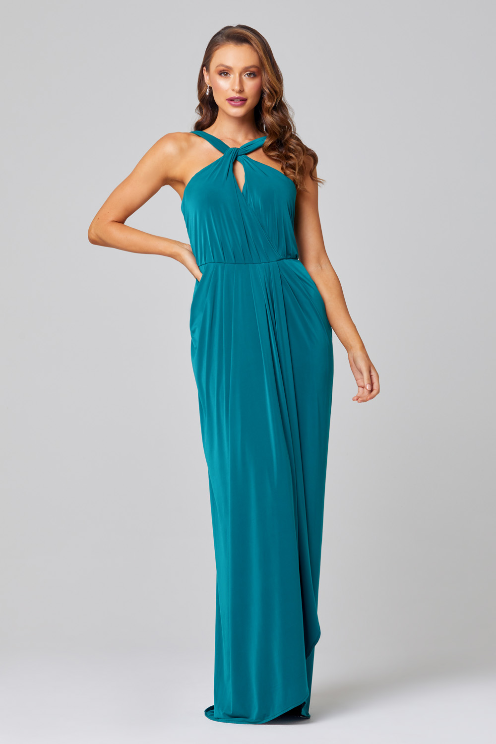 Suki Keyhole Bridesmaid Dress – TO848
