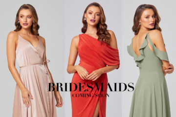New bridesmaids coming soon - Papillon part 2
