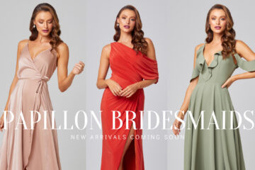 Papillon part2 bridesmaids coming soon