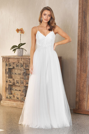 Aubriel Wedding Dress TC235