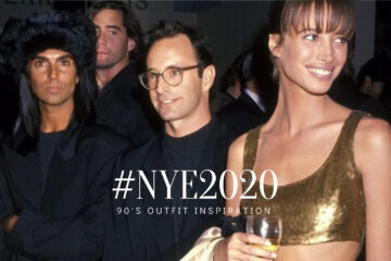 NYE2020 90's fashion inspiration